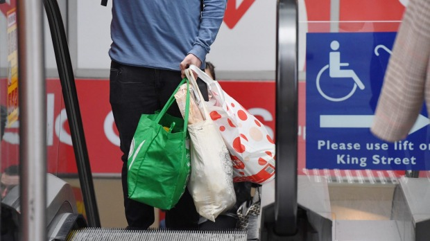 'PR disaster' as Coles backflips on reusable plastic bags