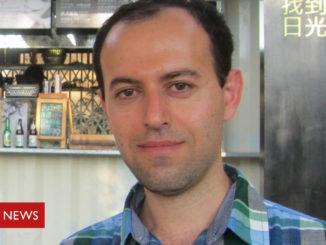 Fields medal: UK refugee's major maths award stolen