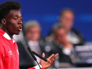 Alphonso Davies: From refugee camp to Bayern Munich, via Edmonton and Vancouver Whitecaps