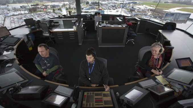 The job offering graduates $95,000 a year: Air traffic control jobs up for grabs
