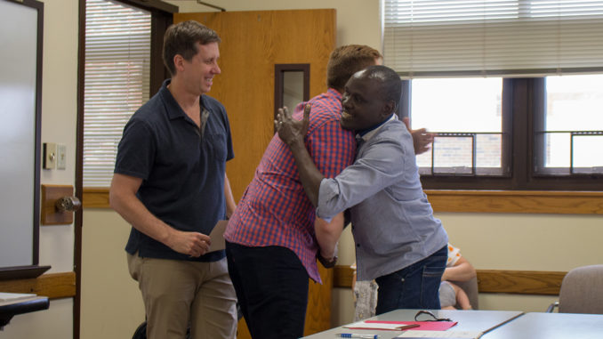 HSU helps global participants learn to welcome strangers