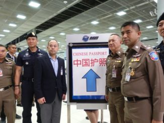 Thai Airports Confused About Which Chinese are Chinese