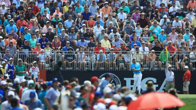 PGA Championship 2018: U.S. golf fans take heart: In the U.K., there's no on-air TV coverage available from Bellerive
