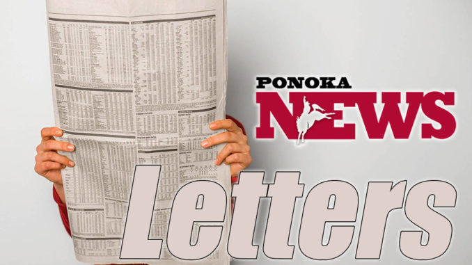 Letter: A Ponoka News reader questions political flyers