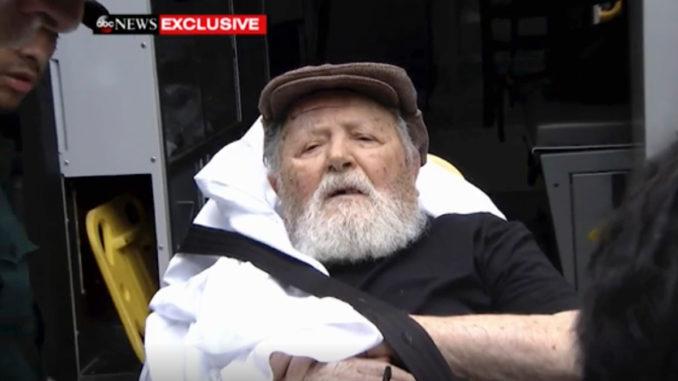 U.S. deports ex-Nazi guard to Germany