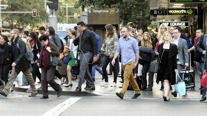 Australia's population to hit 25 million people on August 7, 2018