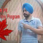 Canadian PR through Express Entry Program