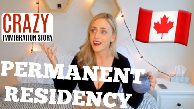 I GOT PERMANENT RESIDENCY IN 6 MONTHS! | STORYTIME