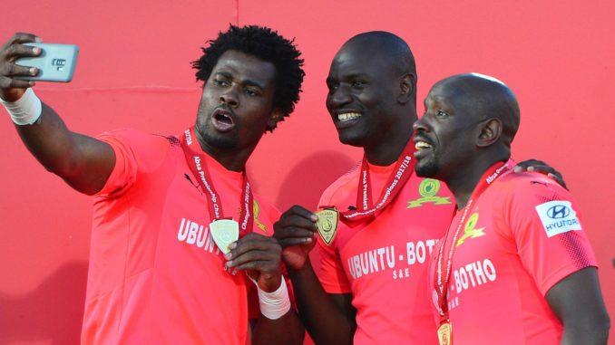 Razak Brimah confirms departure from Mamelodi Sundowns