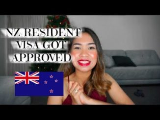 RESIDENT VISA TO NEW ZEALAND VISA STORY TIMELINE