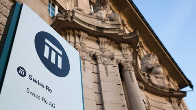 Swiss Re plans to list its UK life assurance unit next year