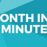Month in a Minute: August's biggest agency stories
