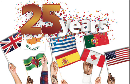 WWICS - World's Largest Immigration Firm celebrates its 25th anniversary - Oman