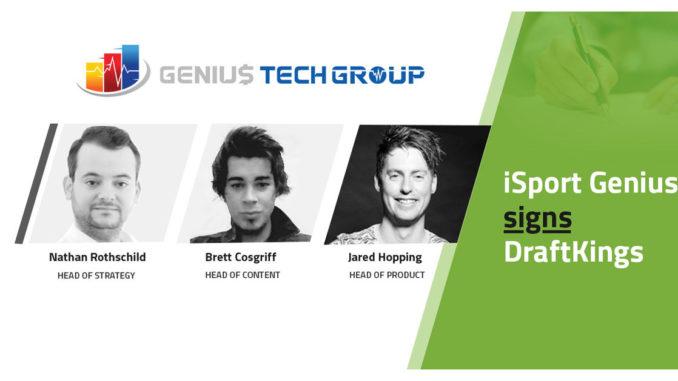 iSport Genius marks USA expansion