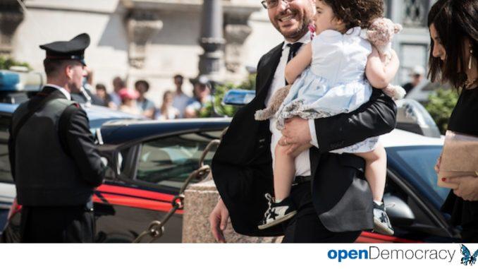 Matteo Salvini, renaturalizing the racial and sexual boundaries of democracy
