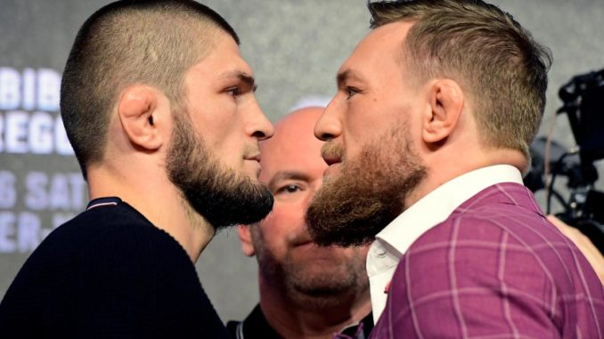 Conor McGregor vs Khabib UK start time, live stream, undercard, and TV channel for UFC 229