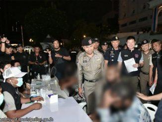 Thailand immigrant crackdown eyes 'dark-skinned people'