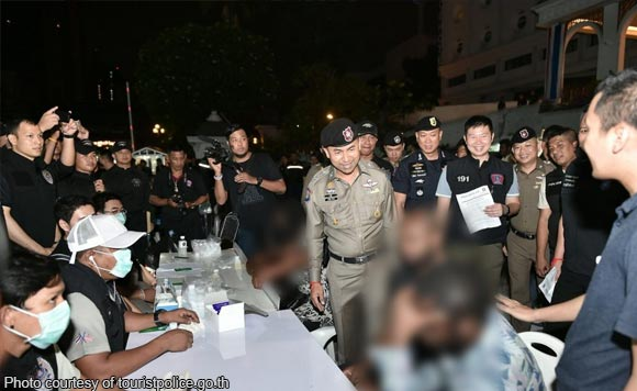 Thailand immigrant crackdown eyes 'dark-skinned people'