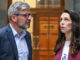 Is Iain Lees-Galloway about to become the third Ardern minister to get the boot?
