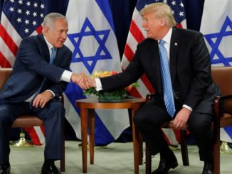Trump and Netanyahu meet at UN General Assembly in New York