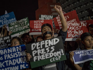 Asia-Pacific in November: Hong Kong freedom under siege, APEC, Rappler indictment, and same-sex marriage referendum loss in Taiwan