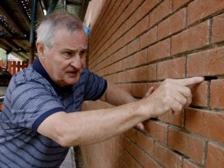 New homes 'crumbling due to weak mortar'