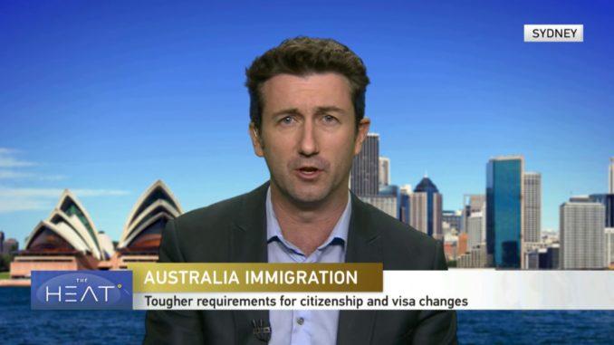 The Heat: Australian immigration reforms Pt 1