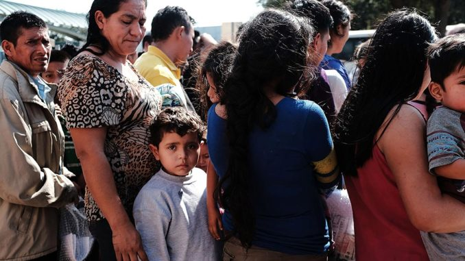 Central Americans Among Millions Who Want to Come to U.S.