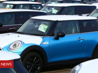 UK car production tumbles in November
