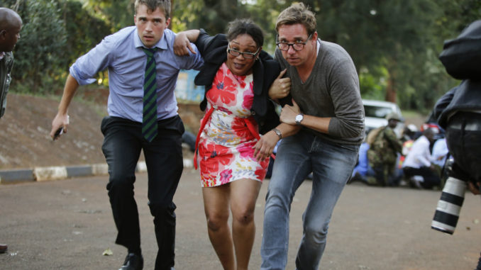 Australian man escapes Nairobi hotel attack which killed 14