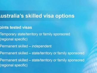 Australia's Skilled Migration Program