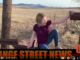 "WATCH THIS REPORTER JUMP OVER THE BORDER ""WALL""!!! The Orange Street News Tests Border Security"