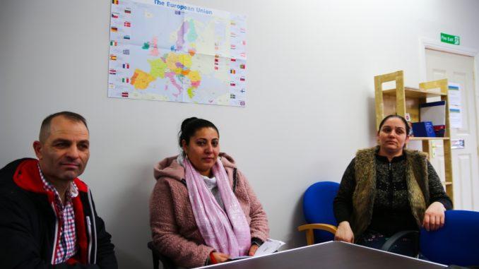 Britain's Roma community fears post-Brexit future   UK