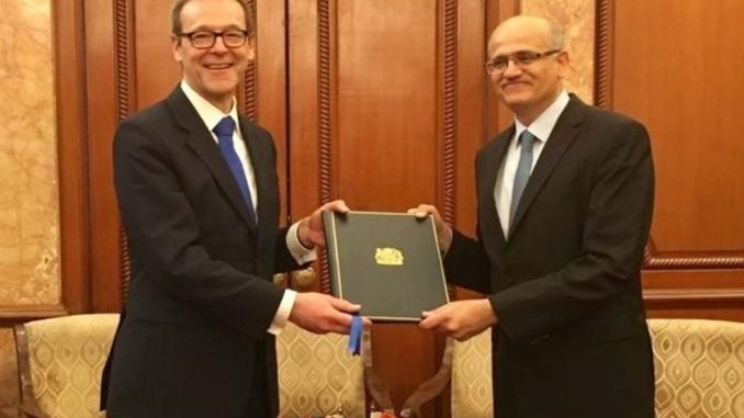 UK and India reaffirm co-operation at high-level dialogue