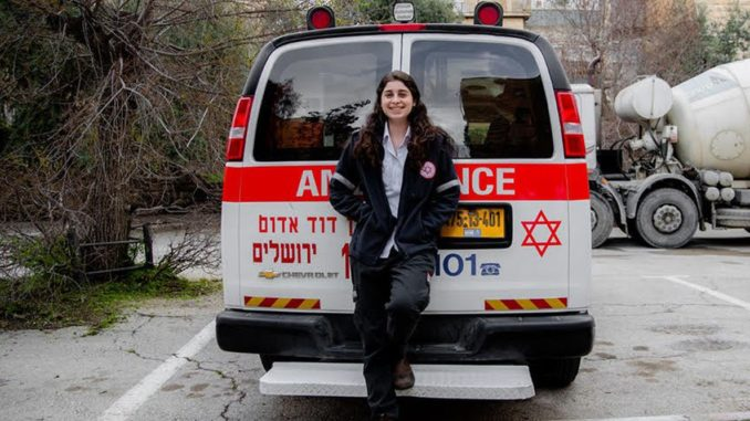 Young American women are moving to Israel to serve their new country