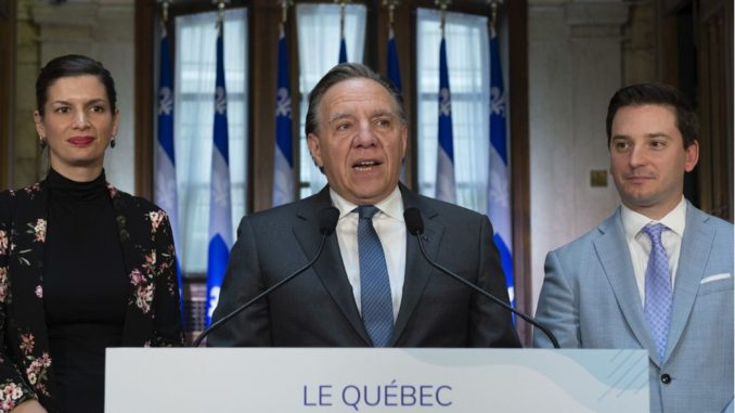 While you were sleeping: CAQ passes Bill 9 - Montreal Gazette