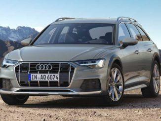 2020 Audi A6 Allroad Lands In North America, Gets Stuck In Canada
