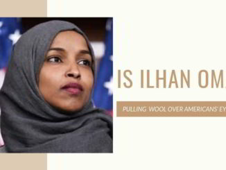 Is Ilhan Omar pulling wool over Americans' eyes?