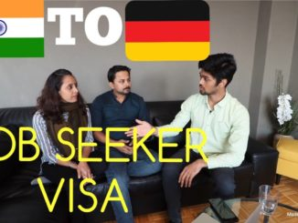 Is it worth to go to Germany from India, on a job seeker visa?
