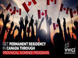WWICS - Provincial Nominee Program