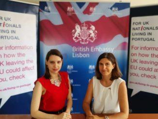 British Embassy Lisbon hosts live social media sessions