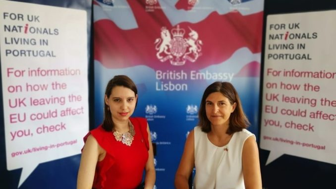 British Embassy Lisbon hosts live social media sessions