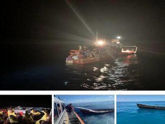 Coast Guard interdicts 27 Cuban migrants 5 miles south of Key West
