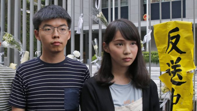 Leading Hong Kong activists arrested in widening crackdown