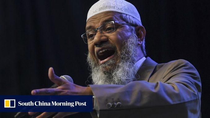 Mahathir joins chorus of criticism against preacher's race rhetoric - South China Morning Post