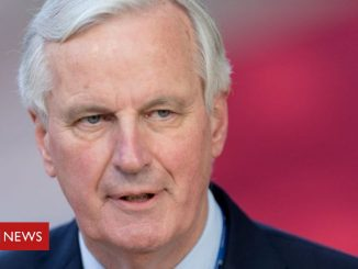 Brexit: Michel Barnier rejects demands for backstop to be axed