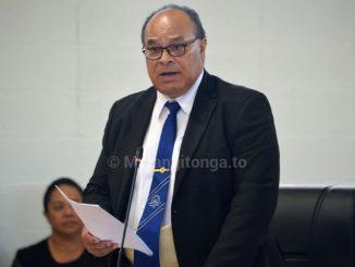 Hon. Pohiva Tu'i'onetoa, Tonga's new PM