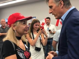 PPC Leader Maxime Bernier defends immigration polices at pre-campaign event in London - London