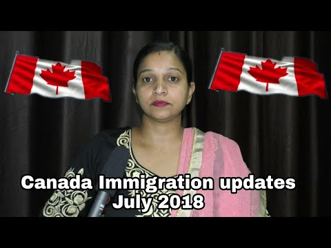 Canada Immigration updates