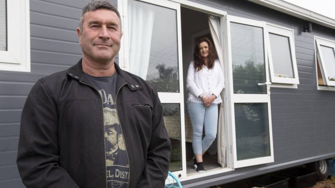 Motueka man in battle with council over Tiny House